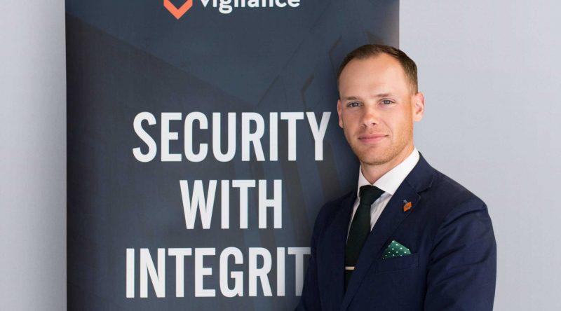 Vigilance Announces New Commercial Director