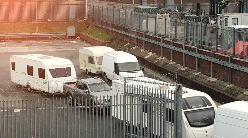 Wholesale Distribution Warehouse, Merseyside