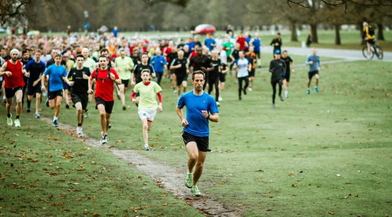 Vigilance Charity Run Hyde Park - Participant Information